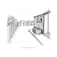 Yard tap-2 (Artist: Shaw, Rod)