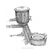 Bucket with a tap (Artist: Shaw, Rod)