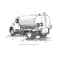 Water tanker (Artist: Shaw, Rod)