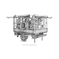 Trailer mounted mobile water treatment plant (Artist: Shaw, Rod)