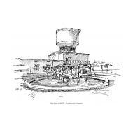 Water treatment works (Artist: Shaw, Rod)