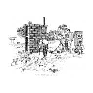 VIP latrine - offset - under construction v1 (Artist: Shaw, Rod)