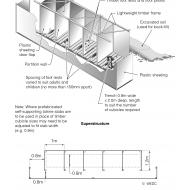 01 Deep trench latrines (Artist: Shaw, Rod)