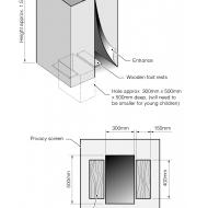 03 Shallow family latrines (Artist: Shaw, Rod)