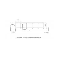 Deep trench latrines plan (Artist: Shaw, Rod)