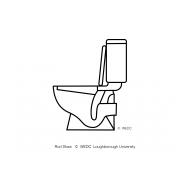 Pedestal toilet (Artist: Shaw, Rod)