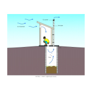 VIP latrine-4 v2 - colour (Artist: Shaw, Rod)